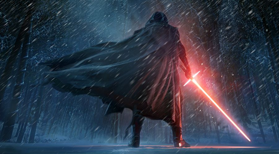 STAR WARS FORCE AWAKENS sci-fi futuristic disney 1star-wars-force-awakens action adventure warrior wallpaper