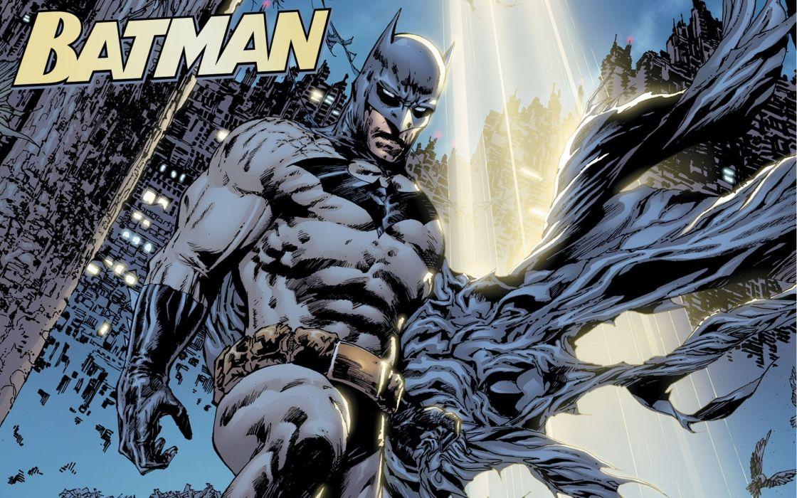 batman comic ciencia ficcion wallpaper