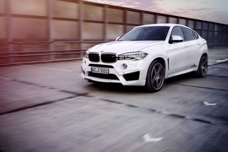 2015 AC-SCHNITZER BMW X6-M cars suv cars modified wallpaper
