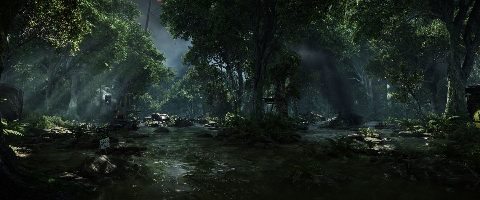 CRYSIS sci-fi fps shooter action fighing futuristic warrior military apocalyptic wallpaper