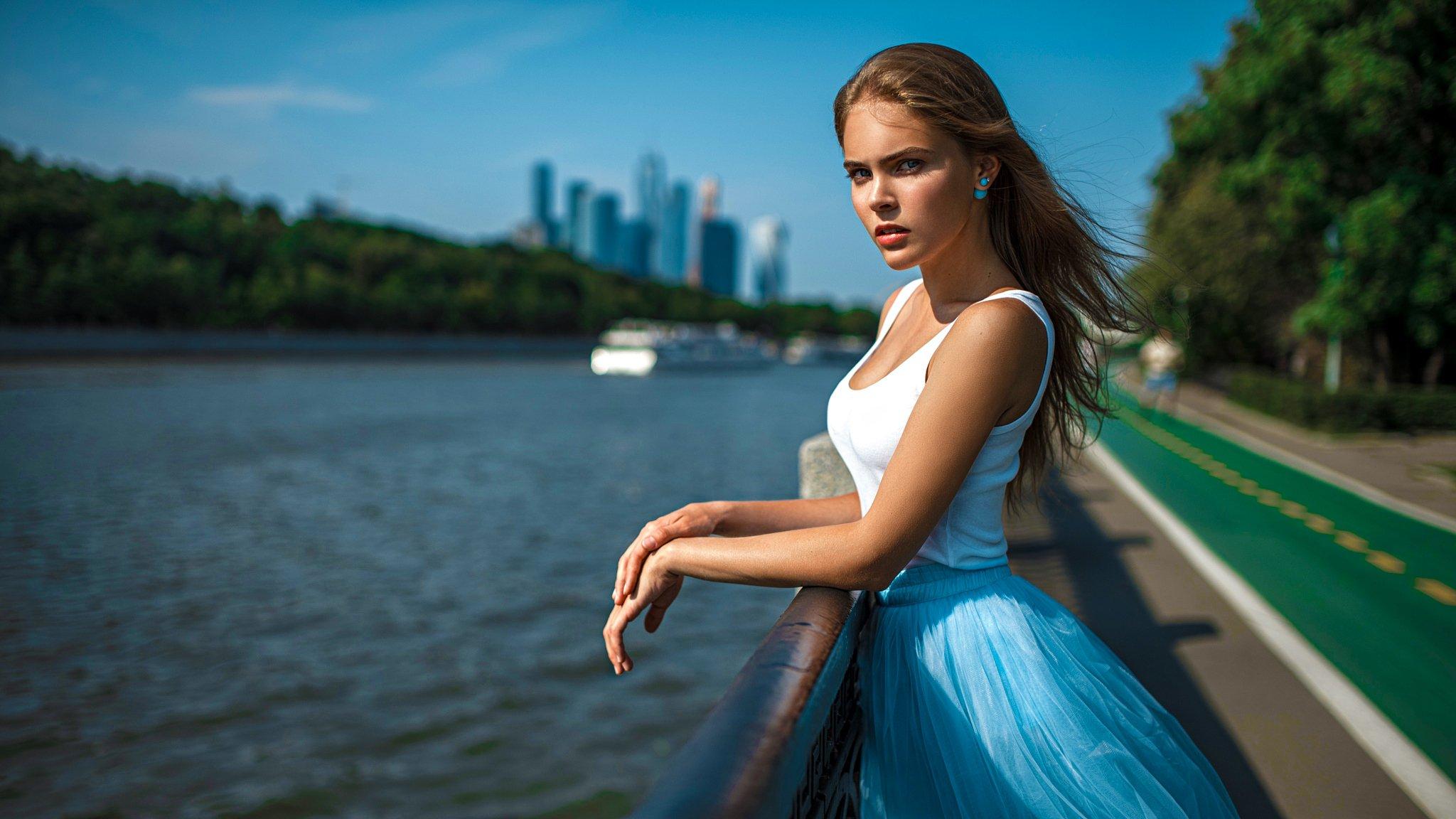 Самые красивые девушки москвы 5 фотография