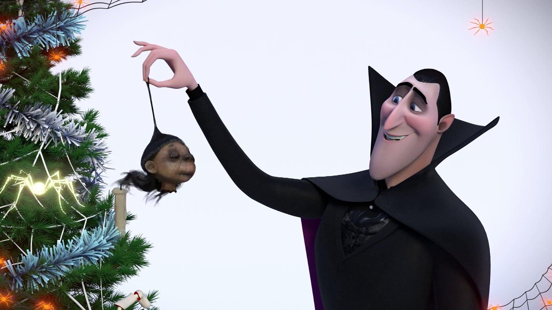 HOTEL TRANSYLVANIA dark cartoon halloween horror comedy vampire ...