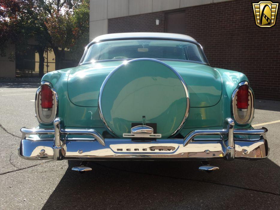1955 Mercury Montclair cars classic usa wallpaper