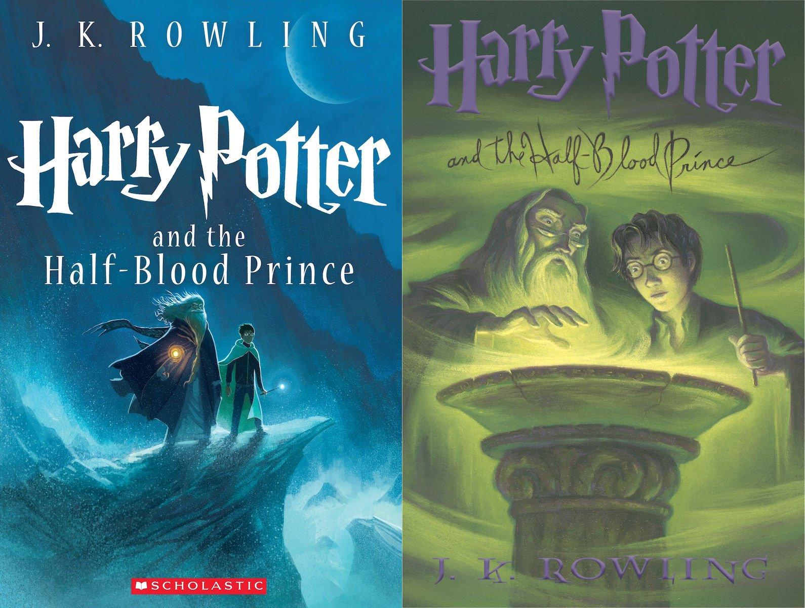 Harry Potter Book Cover Lighters ~ Nadietahru