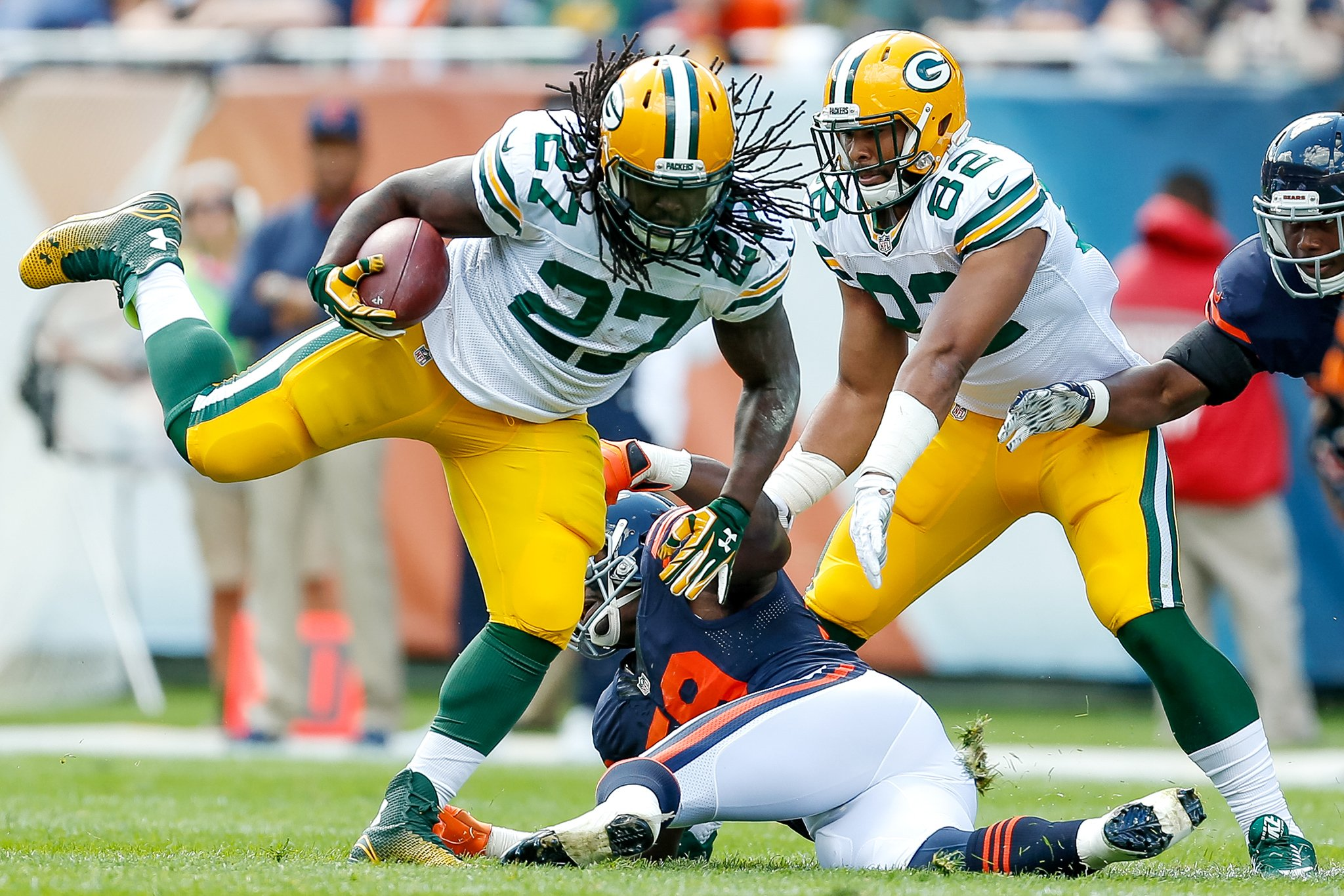 Ticket listings for Chicago Bears at Soldier Field on Sun Dec 16 2018 1200 PM Buy and sell Chicago Bears vs Green Bay Packers tickets at Vividseatscom