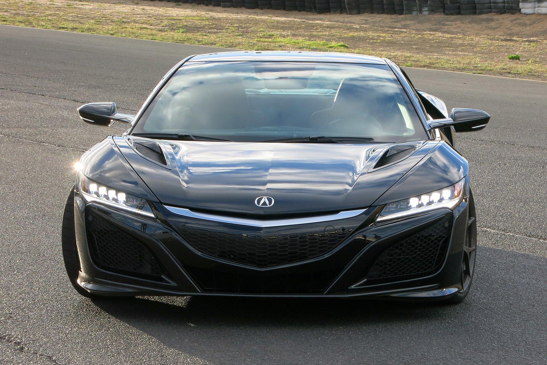 2017 Acura Coupe