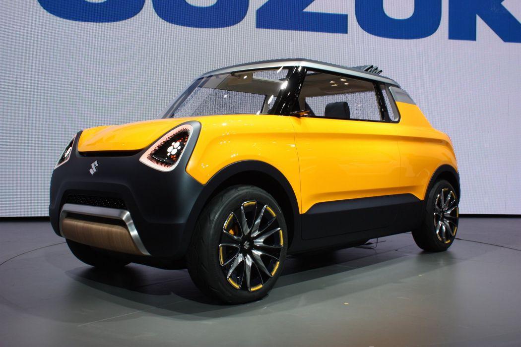Suzuki Mighty Deck Concept cars 2015 wallpaper