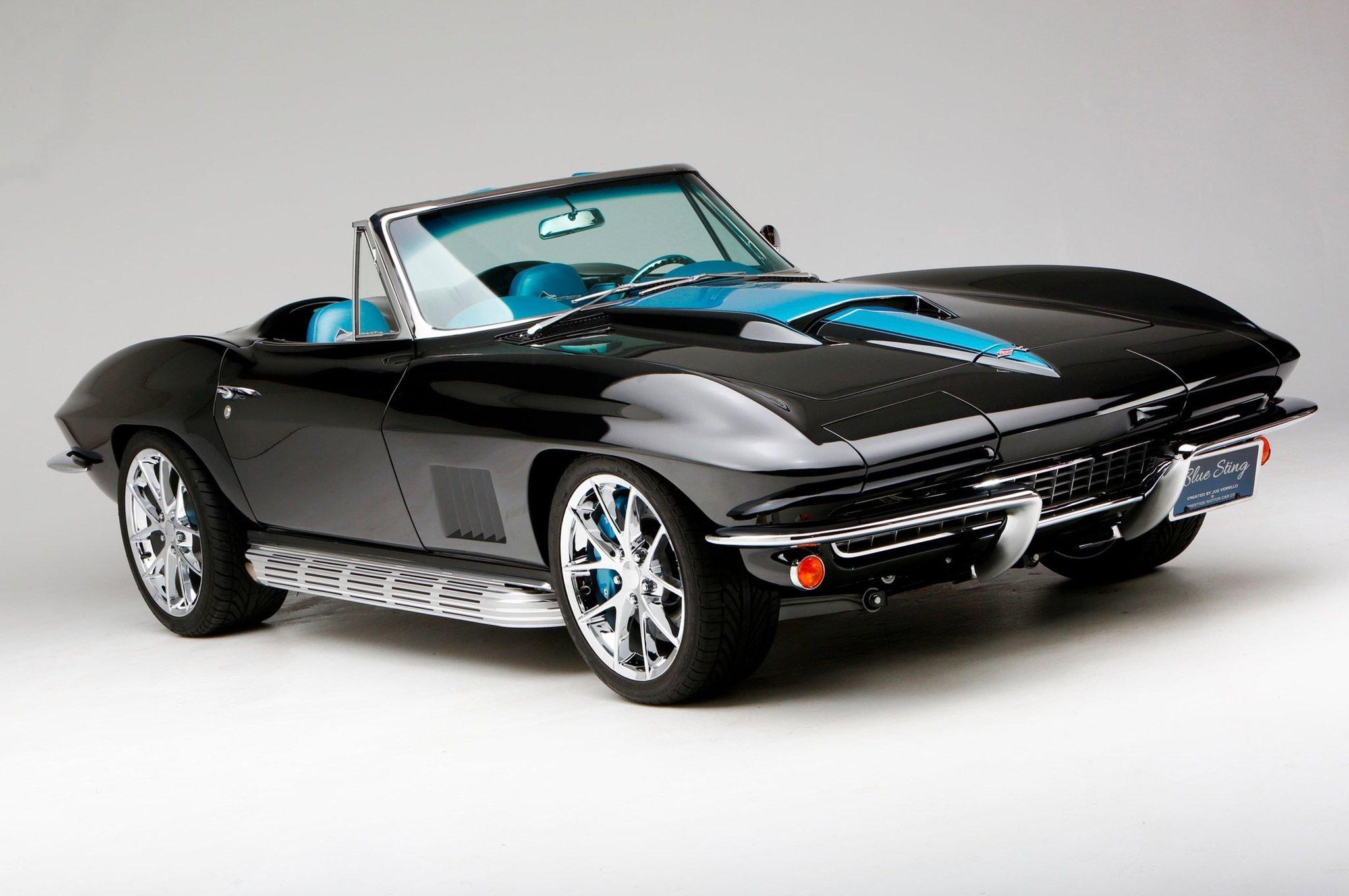 1967 corvette wallpaper