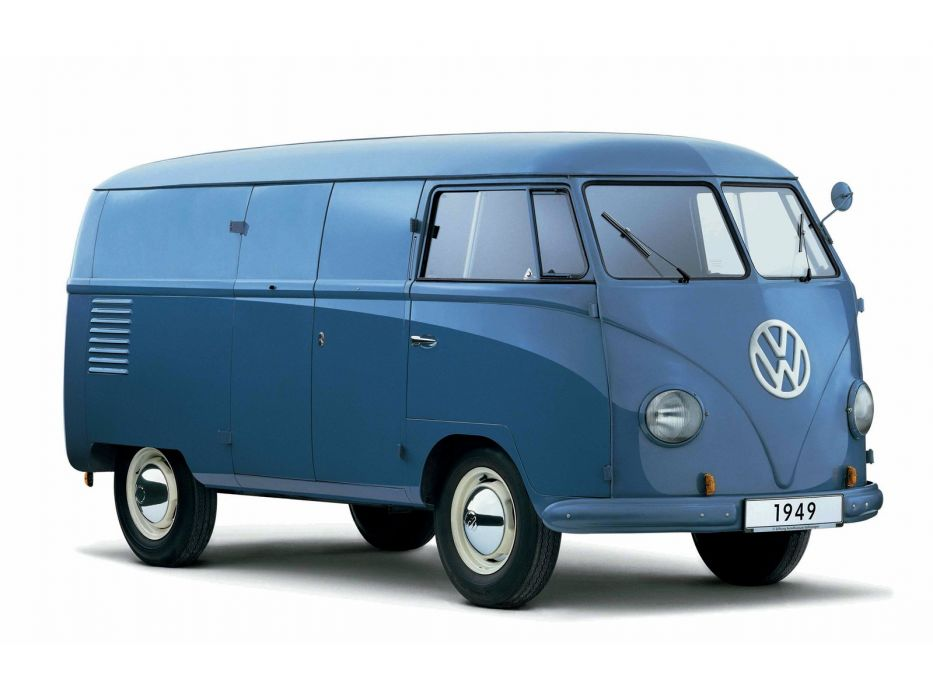 Volkswagen T1 Combi Combi Kasten 1950 1955 Cars Classic