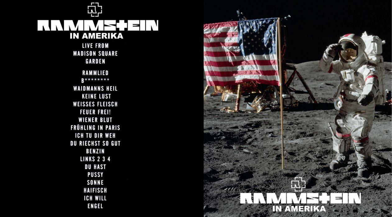 Rammstein Industrial Metal Heavy Death Poster Wallpaper
