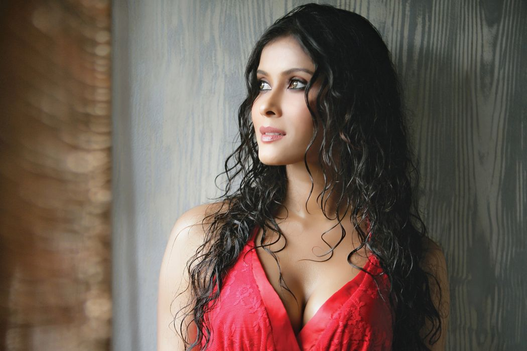 nandana sen bollywood actress model girl beautiful brunette pretty cute beauty sexy hot pose face eyes hair lips smile figure indian  wallpaper