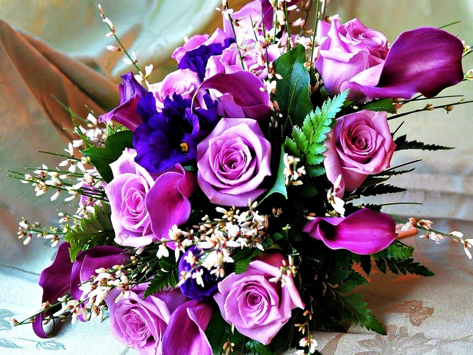 Шикарные букетов цветов