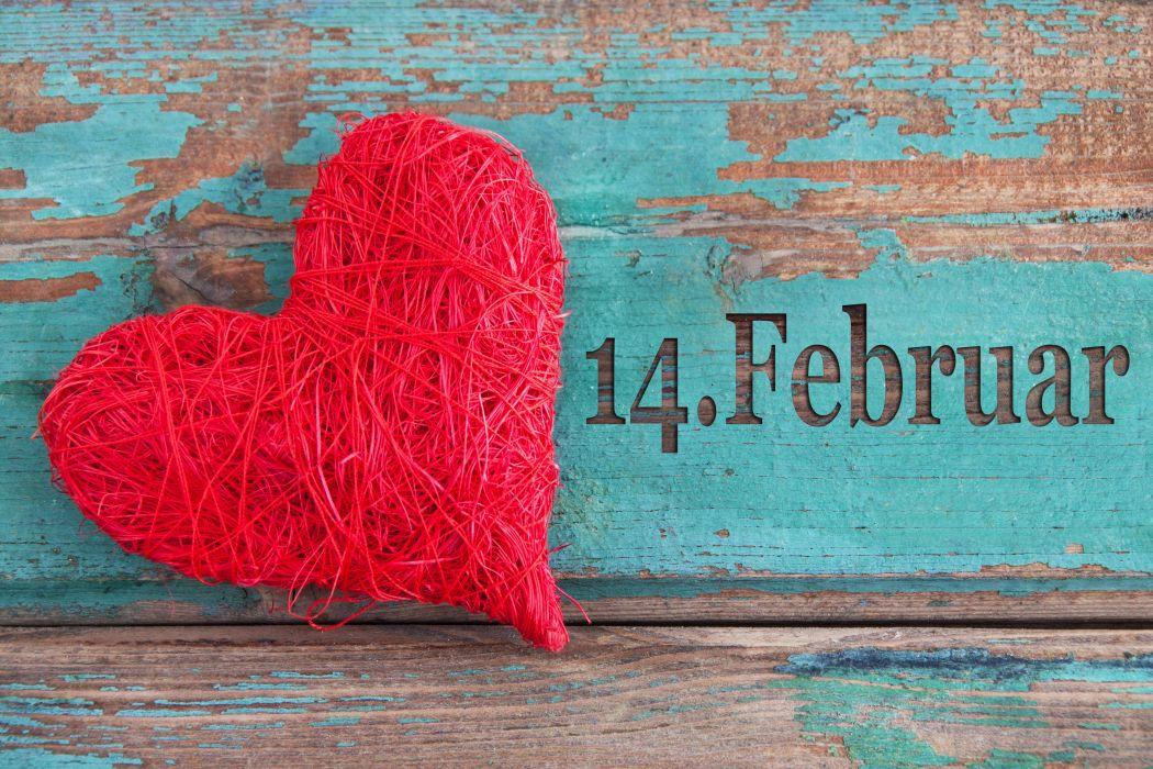 14 febrero san valentin corazon wallpaper