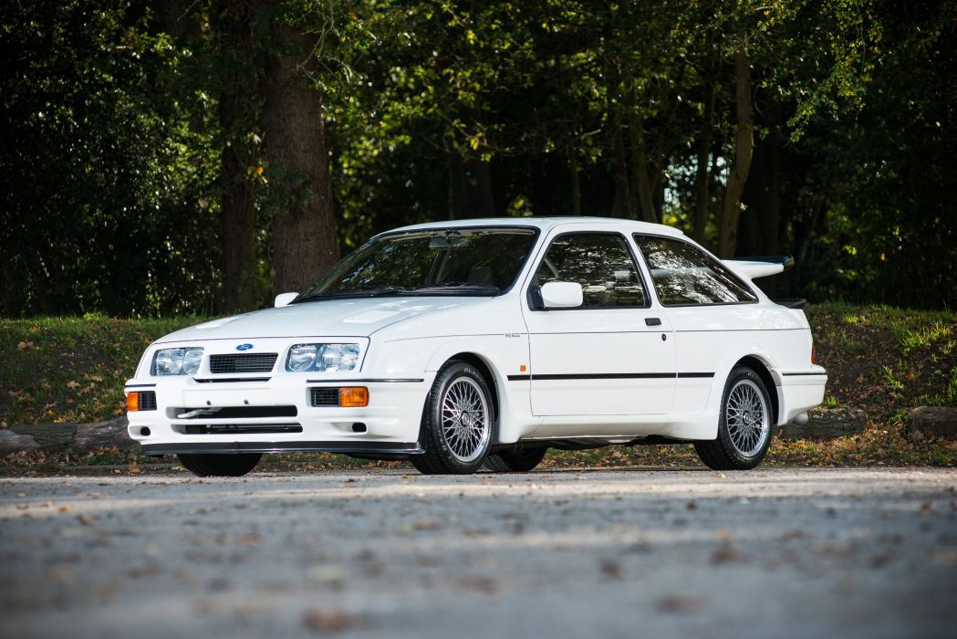 Ford Sierra RS500 Cosworth cars 1987 wallpaper