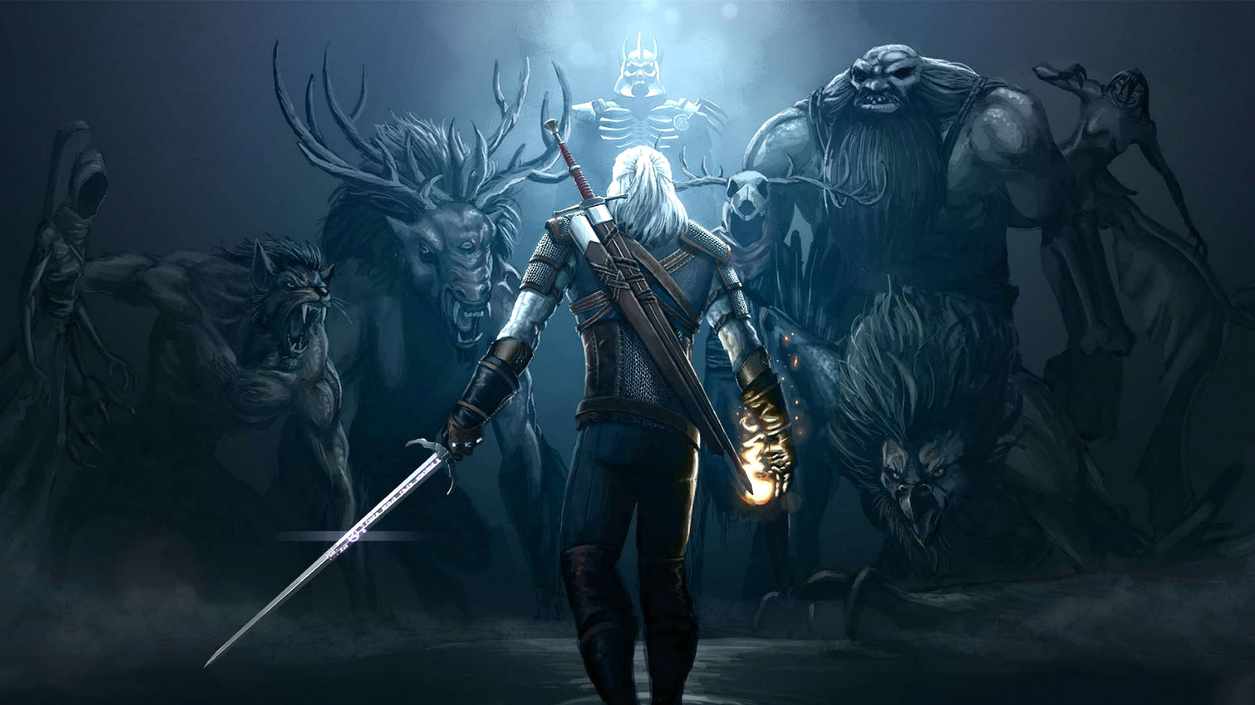 The Witcher Wallpaper - impremedia.net