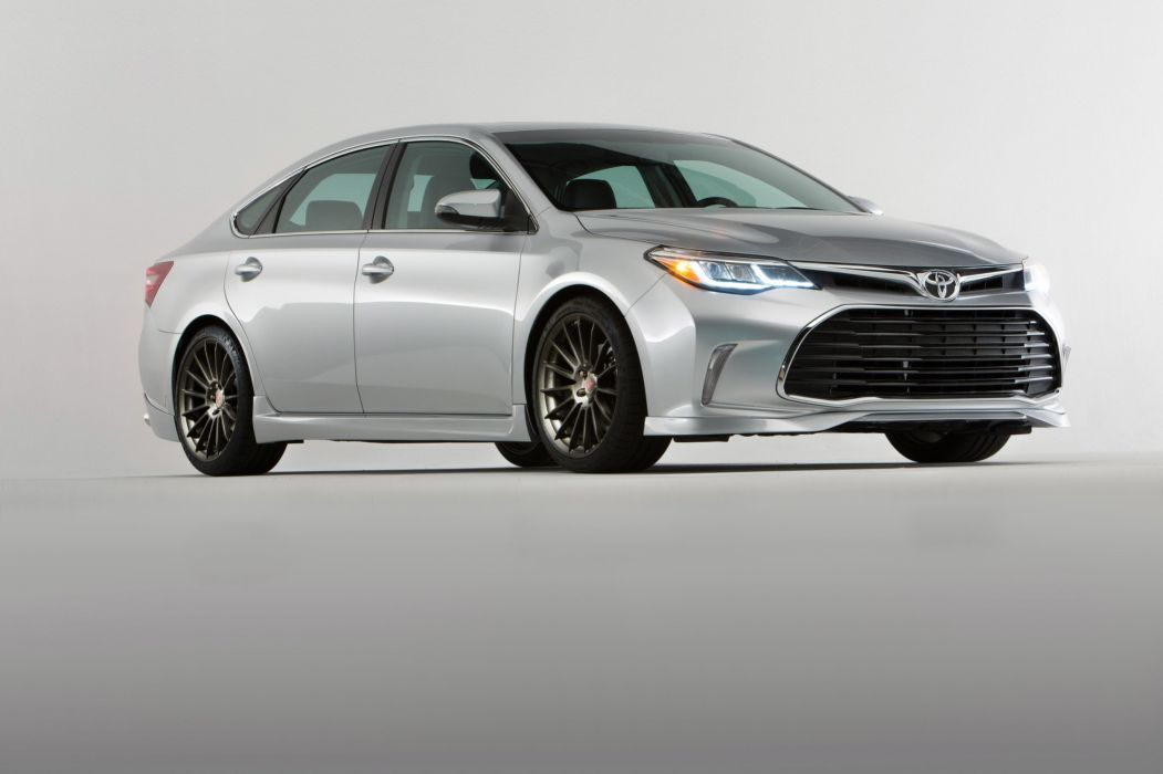 Toyota Avalon TRD Concept cars sema 2015 wallpaper