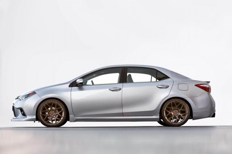 Toyota Corolla TRD Concept cars sema 2015 wallpaper