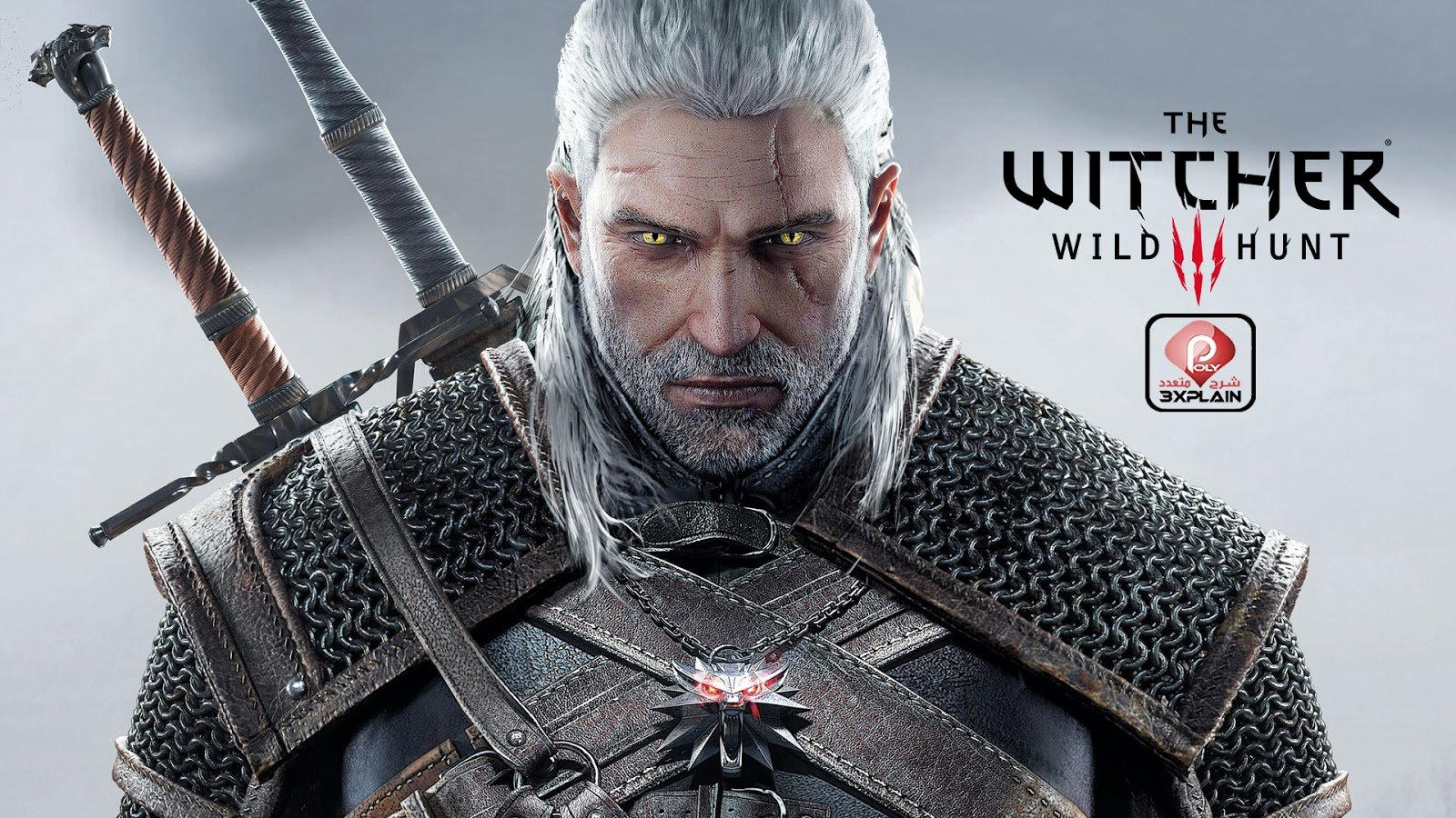 John Wieland Homes Design Studio Witcher Geralt Of Rivia Eyes Witcher 3 Wild Hunt Fantasy