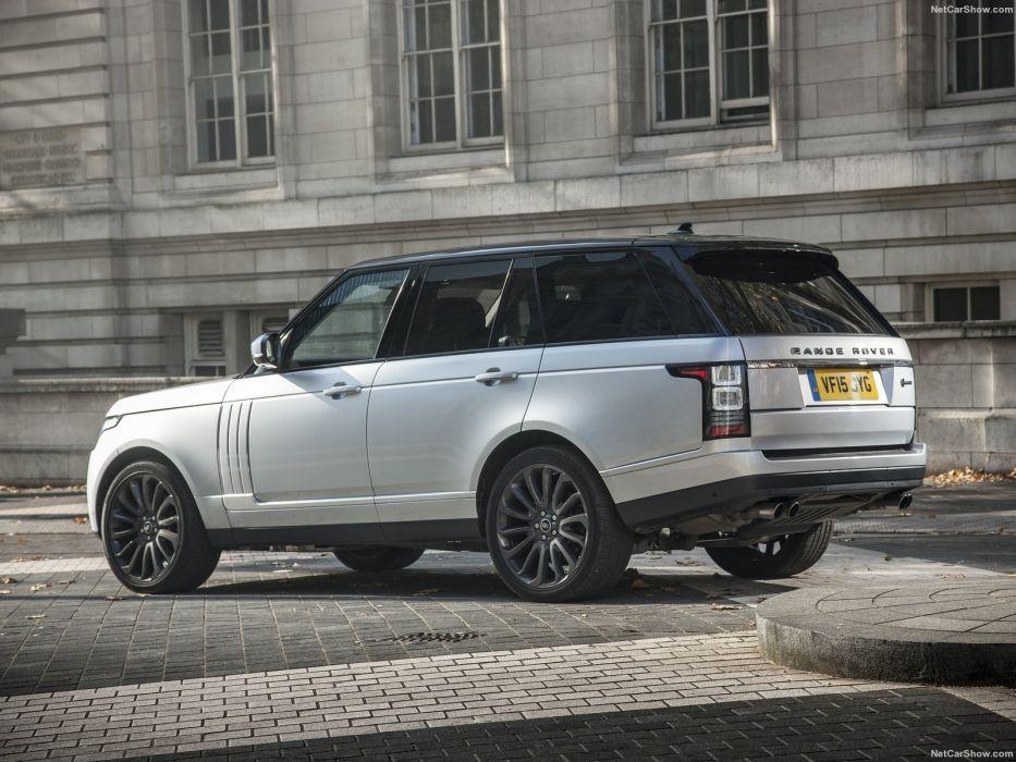 Range Rover S V Autobiography cars suv 2016 UK-version wallpaper