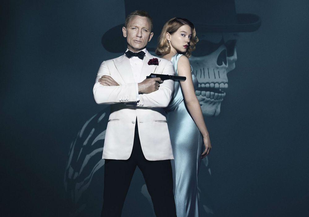SPECTRE 007 BOND 24 james action 1spectre crime mystery spy thriller wallpaper