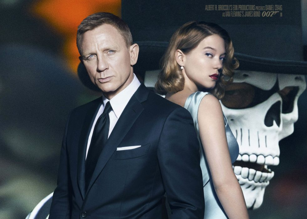 SPECTRE 007 BOND 24 james action 1spectre crime mystery spy thriller wallpaper