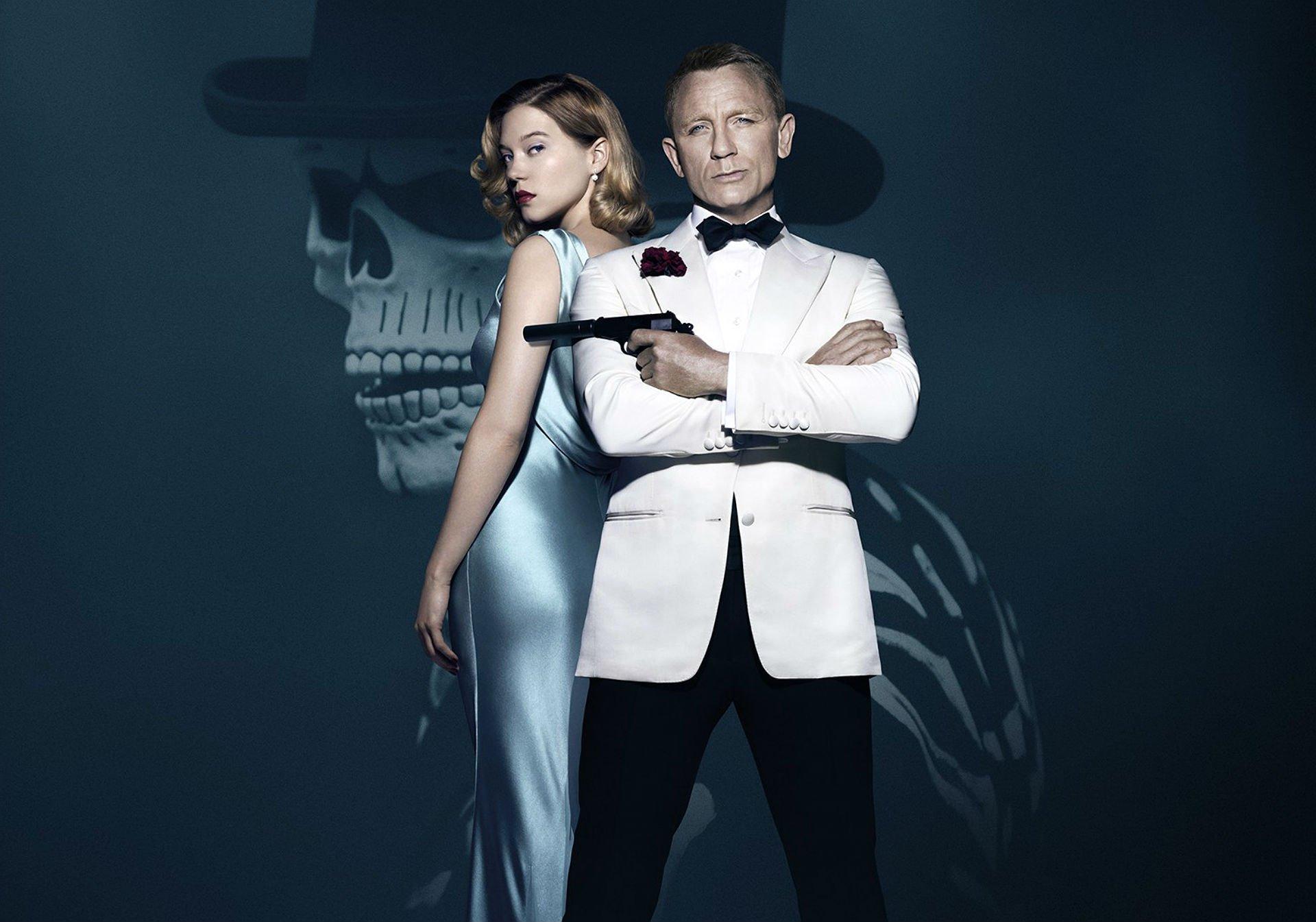 SPECTRE 007 BOND 24 james action 1spectre crime mystery ...