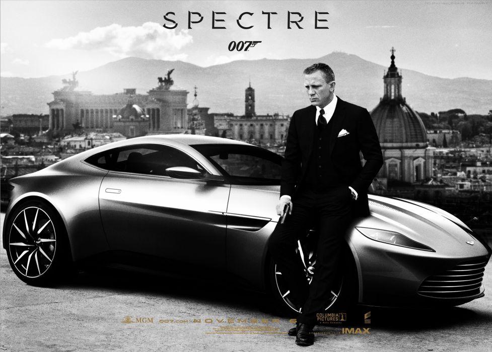 SPECTRE 007 BOND 24 james action 1spectre crime mystery spy thriller poster wallpaper