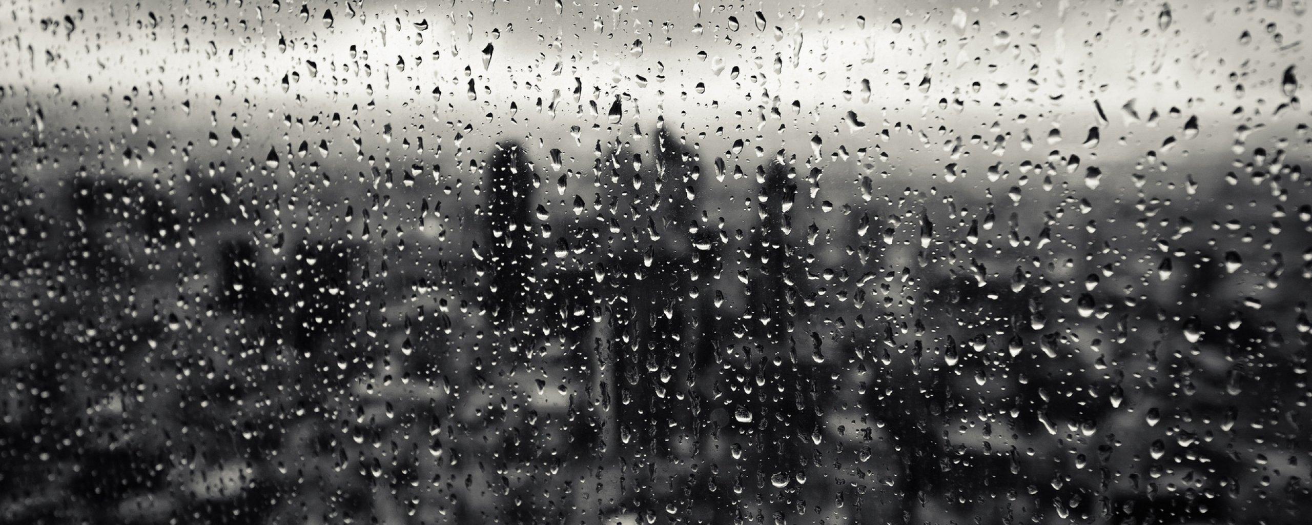 raindrops wallpaper widescreen