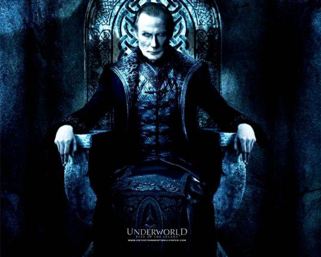 UNDERWORLD action fantasy vampire dark gothic poster wallpaper