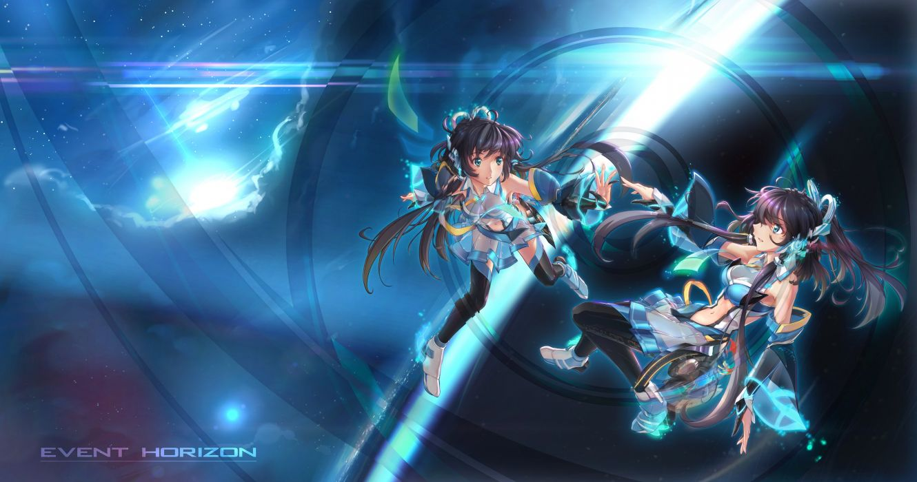 luo tianyi vocaloid vocaloid china wallpaper