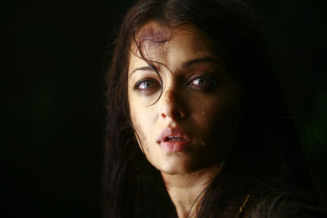 aishwarya rai bollywood actress model girl beautiful brunette pretty cute beauty sexy hot pose face eyes hair lips smile figure indian  wallpaper