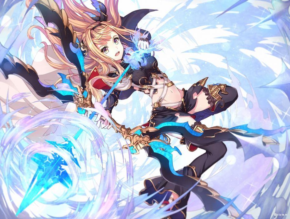 Magic Bow Fantasy Art