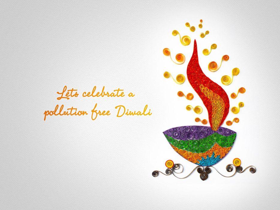 Diwali deepavali indian festival wallpaper