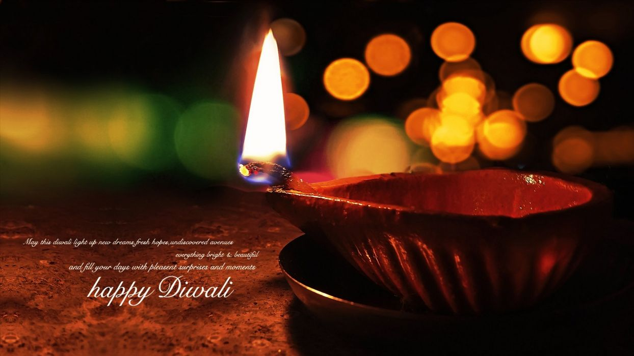 Diwali deepavali indian festival wallpaper