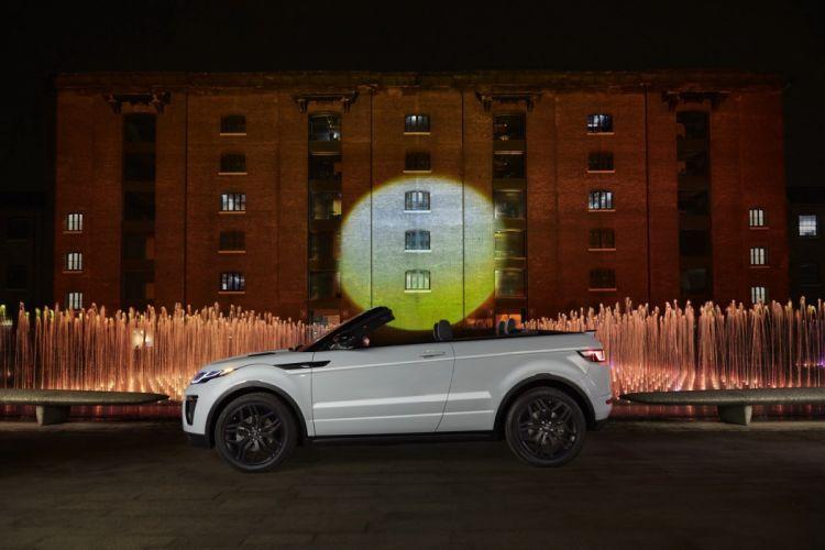 Land Rover Range Rover Evoque Convertible cars suv 2015 wallpaper