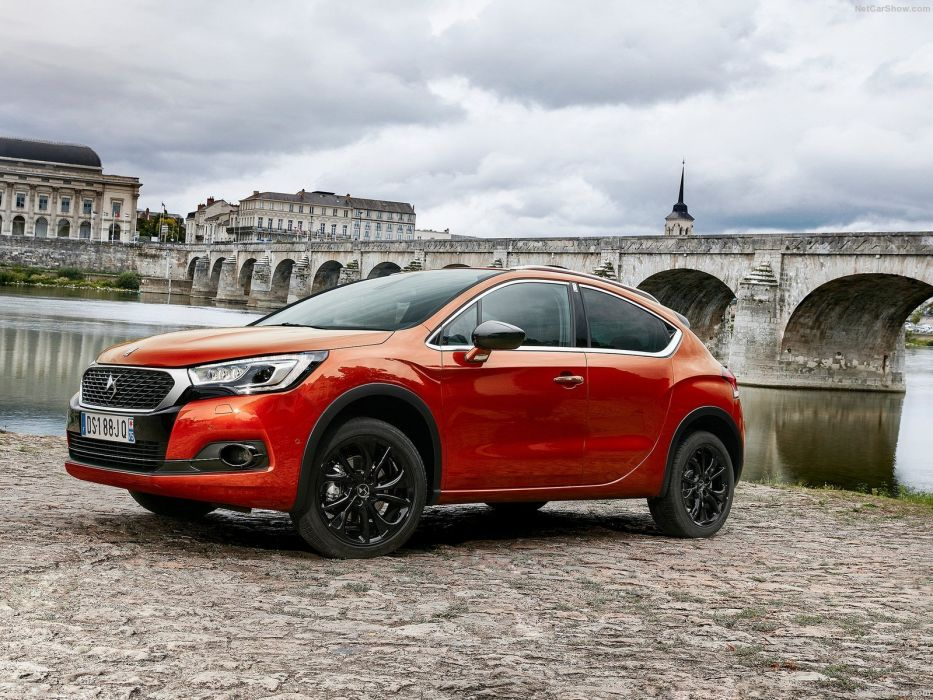 DS4 Crossback cars french 2015 wallpaper