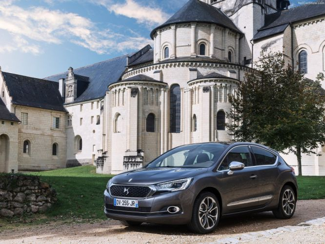 DS4 cars french 2015 wallpaper