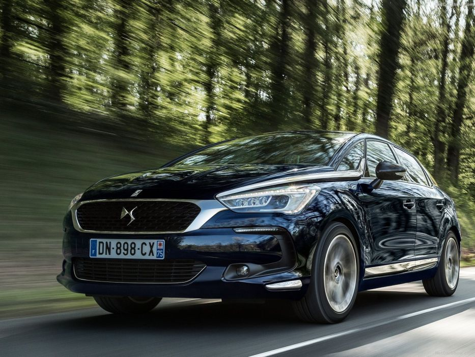 2016 cars ds5 french wallpaper
