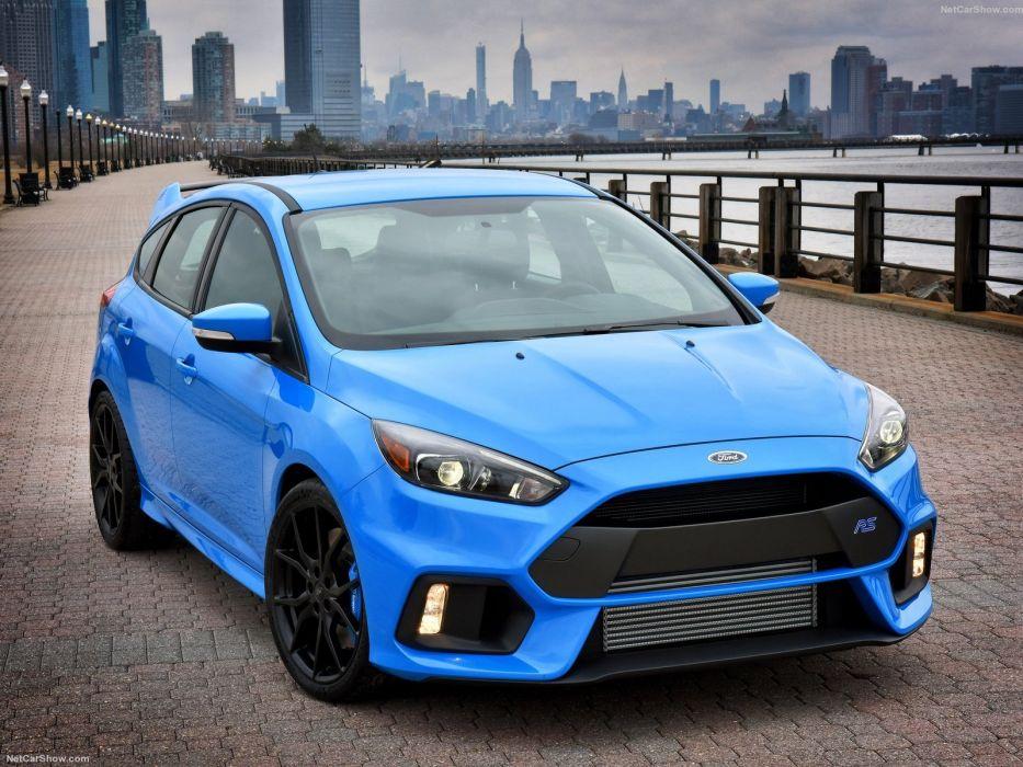 2016 cars focus Ford sportcars wallpaper