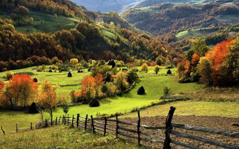 naturaleza paisaje montaA wallpaper