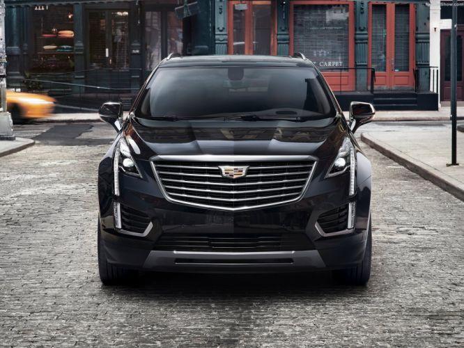 Cadillac XT5 cars suv black awd wallpaper