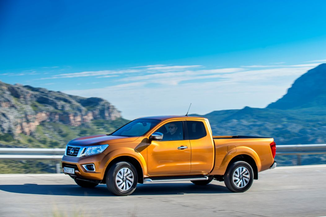 Nissan NP300 Navara King Cab cars truck pickup 2015 wallpaper