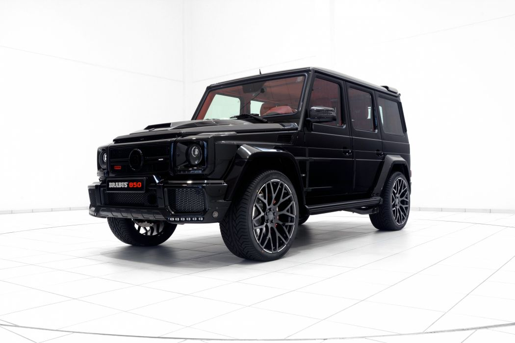 Brabus mercedes G-850 Biturbo Widestar cars 2015 wallpaper
