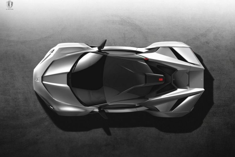 Fenyr Supersport cars supercars 2015 wallpaper