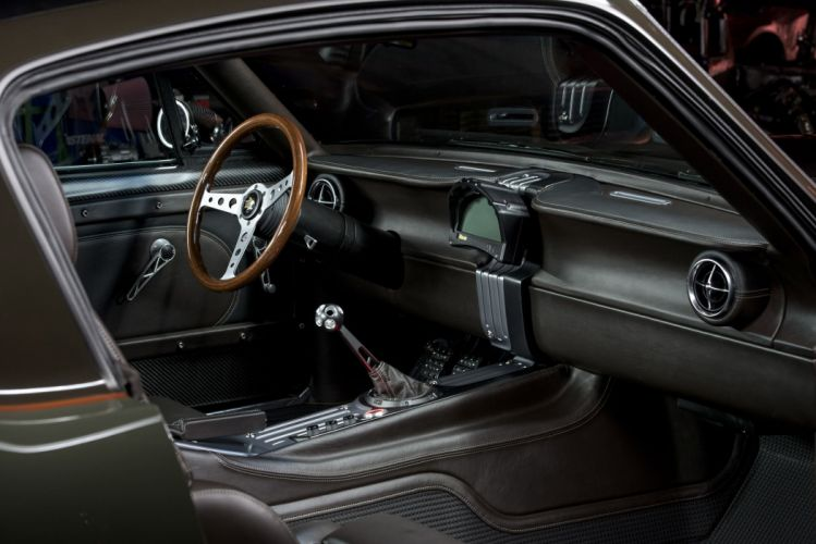 The Ringbrothers Espionage 1965 cars Mustang fastback modified wallpaper