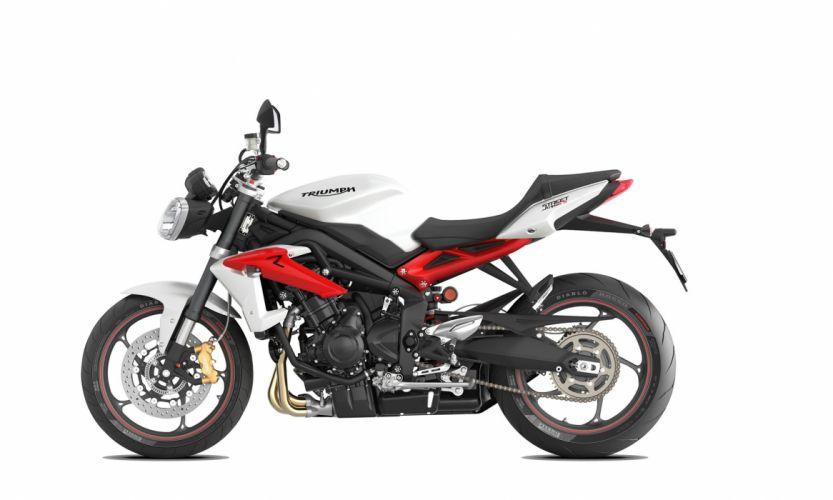 2016 Triumph Street Triple R bike motorbike motorcycle wallpaper