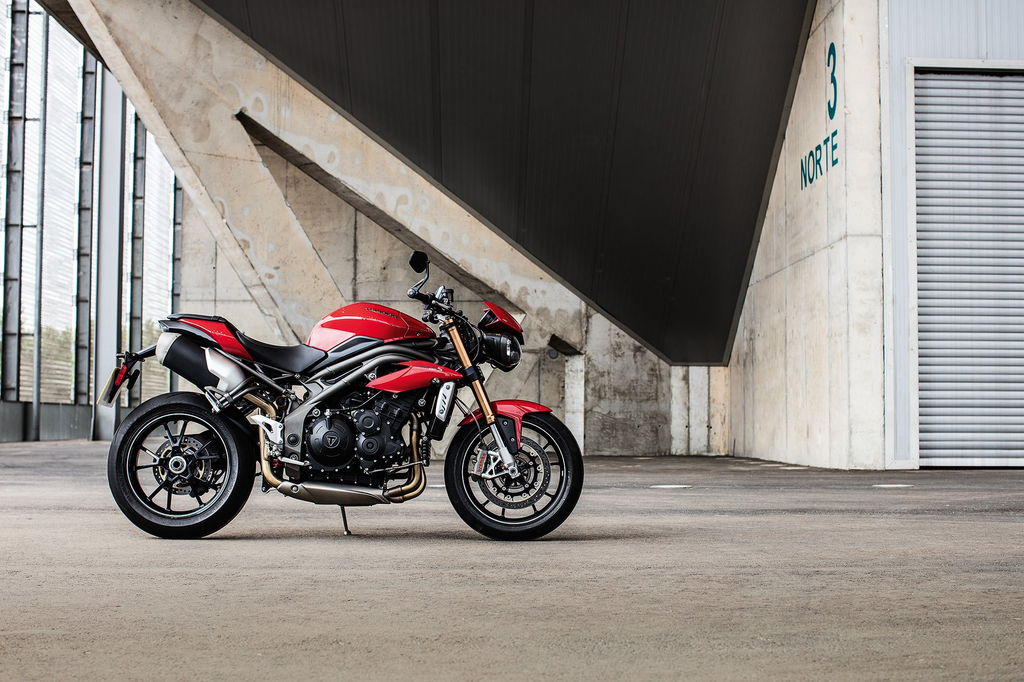 2016 triumph speed triple s bike motorbike motorcycle wallpaper