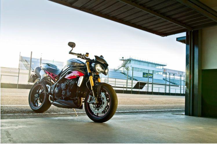 2016 Triumph Speed Triple R bike motorbike motorcycle wallpaper