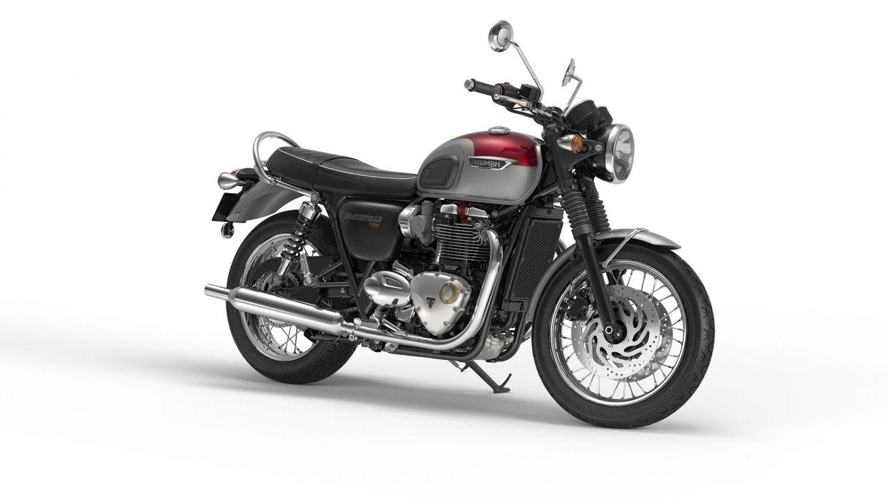 2016 Triumph Bonneville T120 bike motorbike motorcycle wallpaper