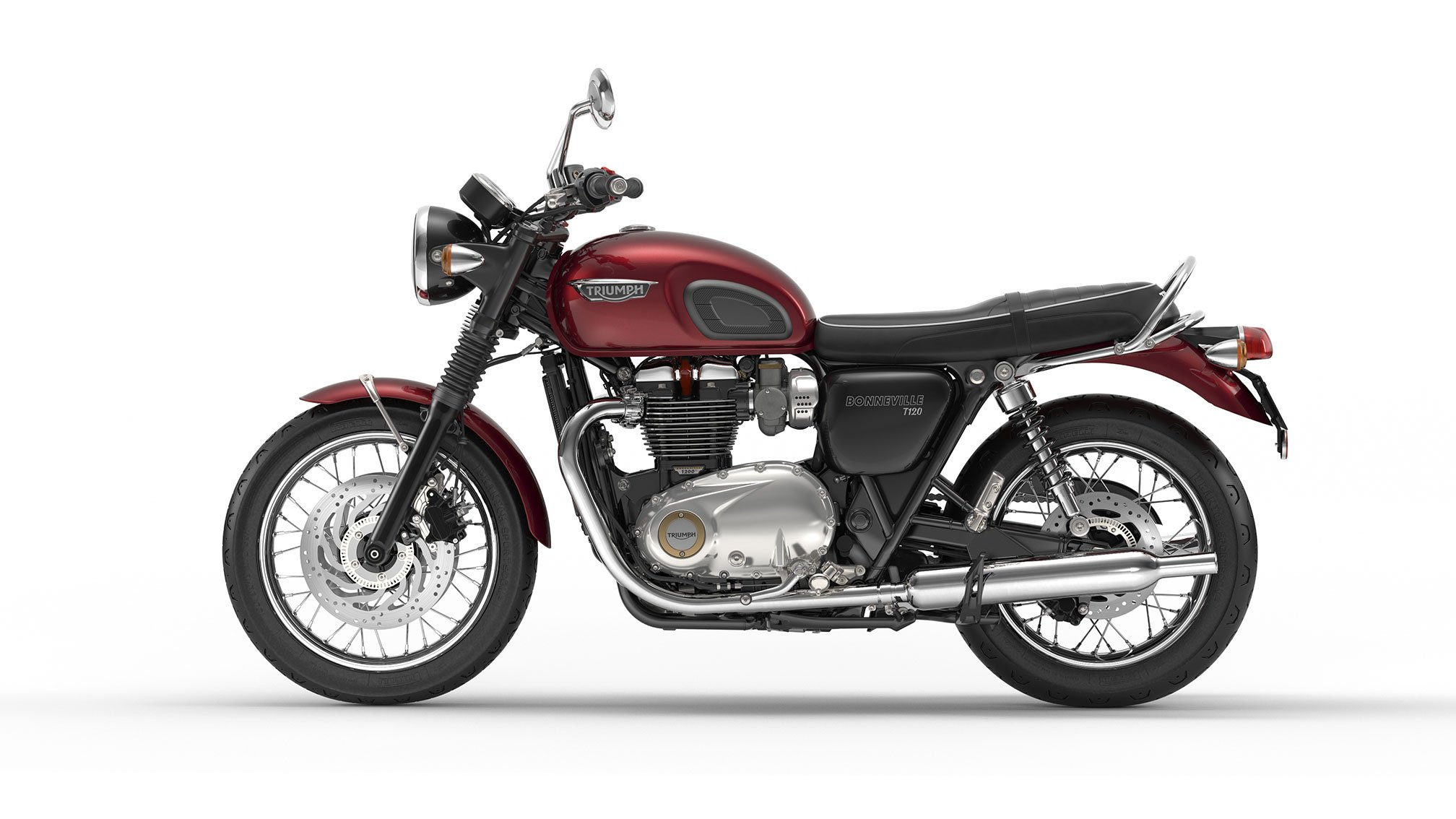 2016 Triumph Bonneville T120 bike motorbike motorcycle ...